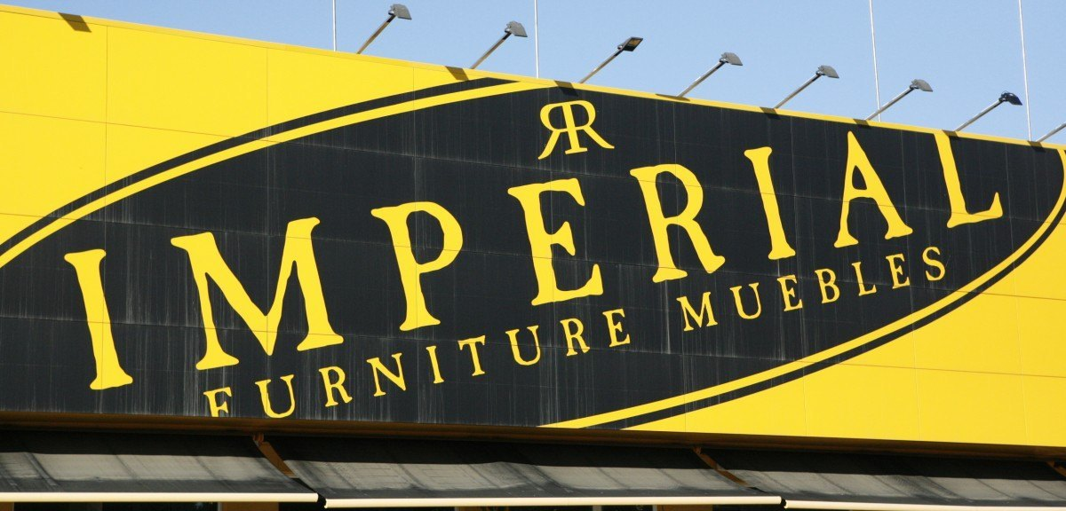 Imperial Furniture store front
