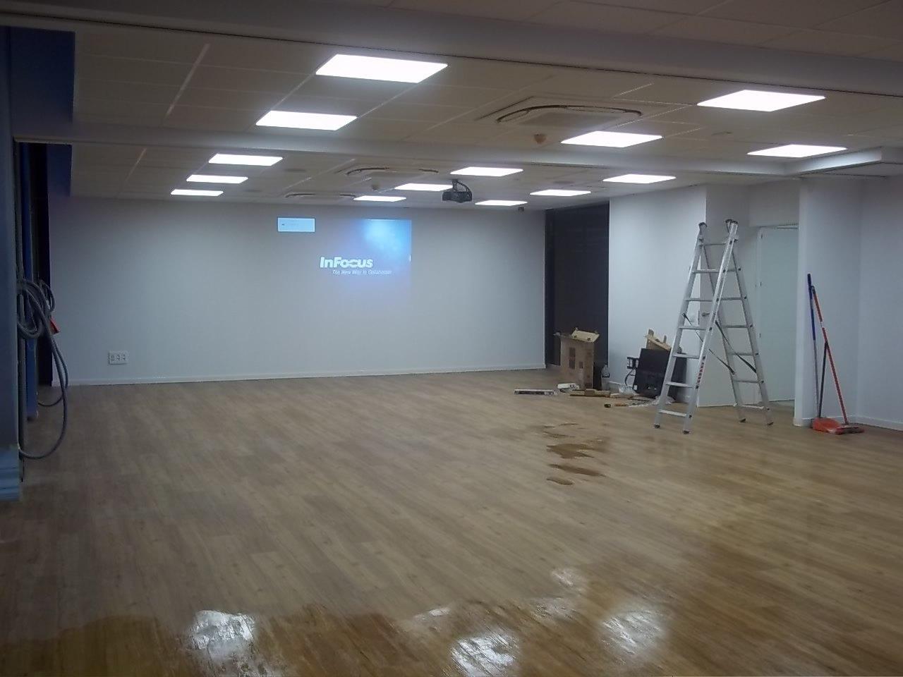 Keysight conference room