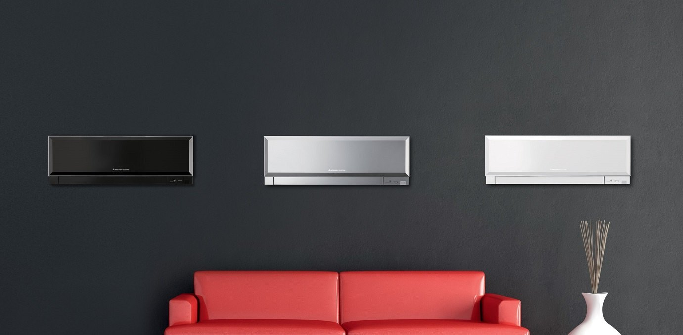 Mitsubishi Electric wall mounted units