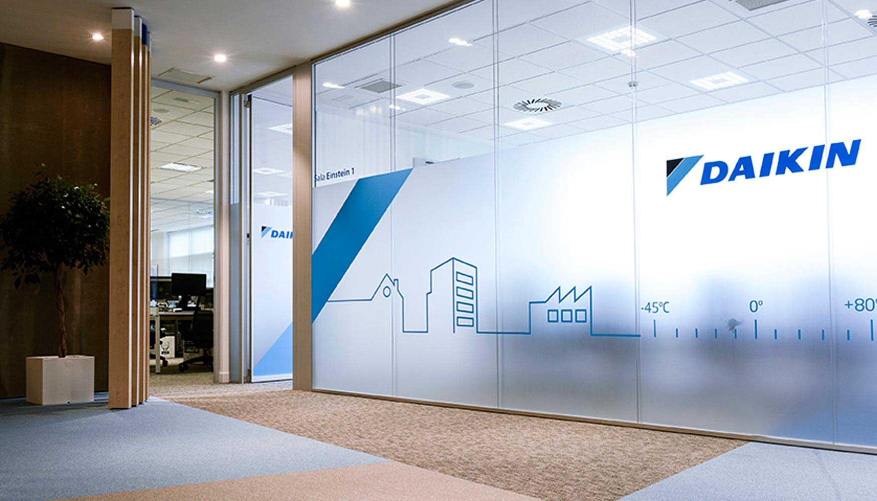 Daikin office Malaga