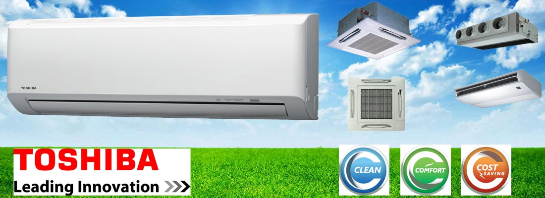 Toshiba AC units