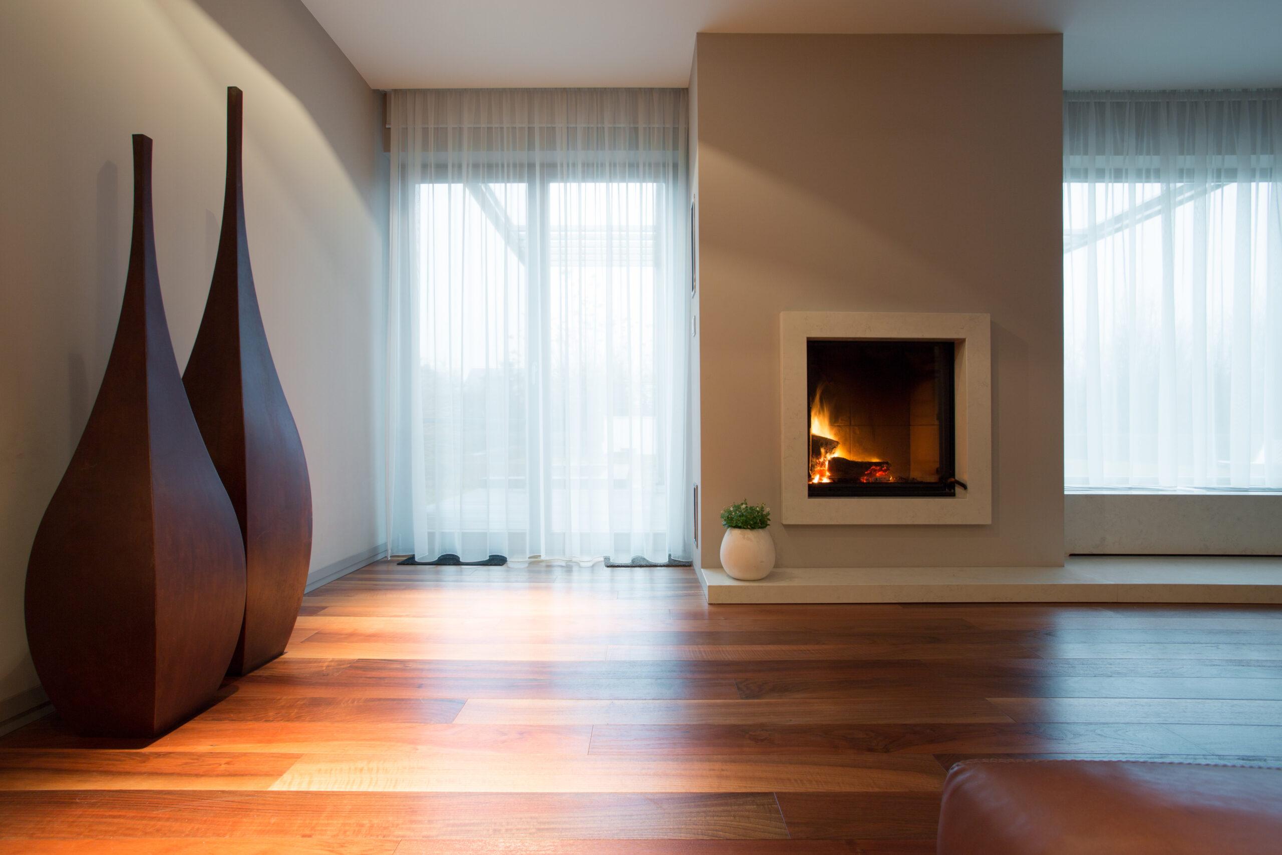 Warm cosy room photo