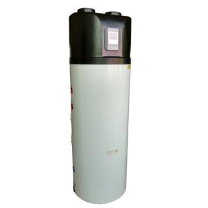 Domestic Hot Water Heat Pumps